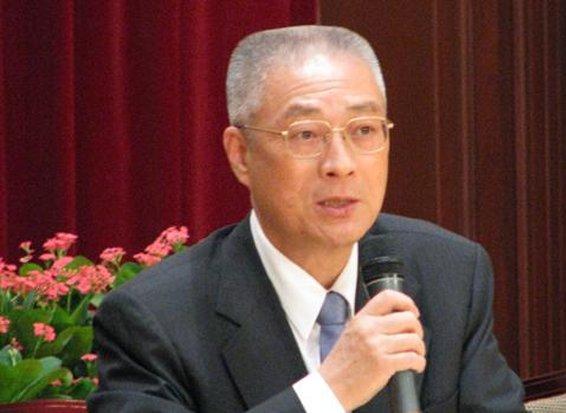 台湾历仼副总统 图片合集